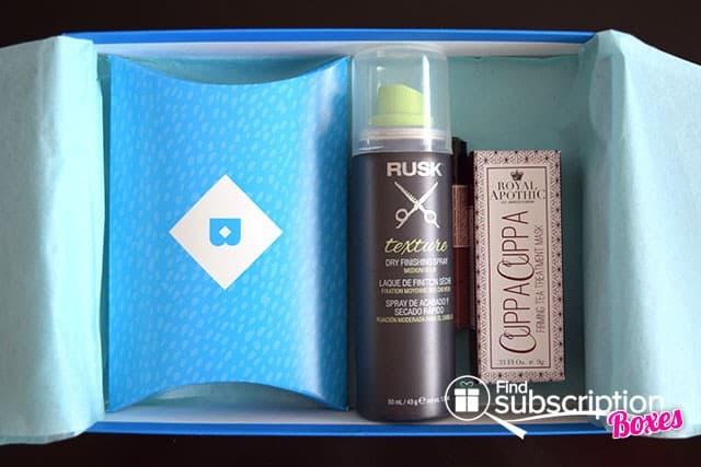 December 2014 Birchbox Box Review - First Look