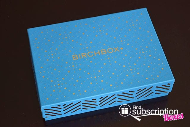 December 2014 Birchbox Box Review - Inner Box