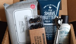 December 2014 Dollar Shave Club Box Review – Shaving Subscription Box