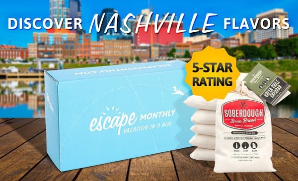 Escape Monthly February 2015 Destination & Box Spoilers