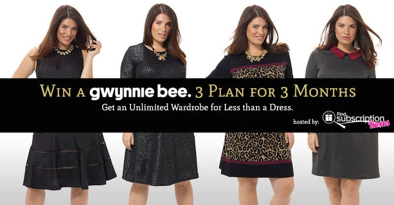 Find Subscription Boxes Gwynnie Bee Sweepstakes