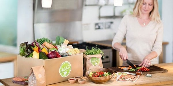 HelloFresh Subscription Box