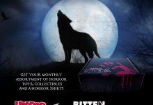 Horror Block February 2015 Box Spoiler - Bitten