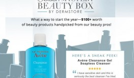 January 2015 blush Mystery Beauty Box Spoiler
