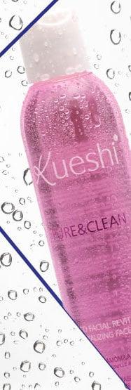 January 2015 GLOSSYBOX Box Spoiler - Kueshi Pure & Clean Toner