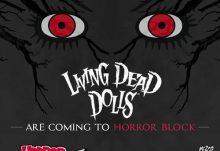 January 2015 Horror Block Box Spoiler - Living Dead Dolls