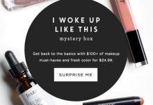 January 2015 Julep Maven I Woke Up Like This Mystery Box