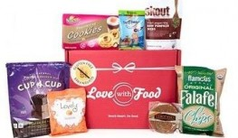 Get Your First Love With Food Tasting Box FREE