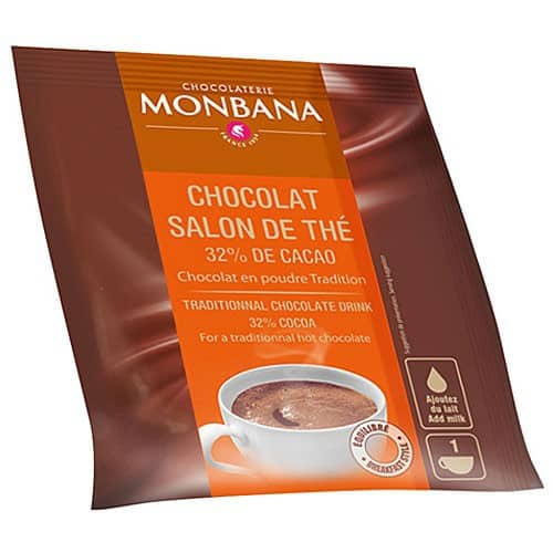 Love With Food February 2015 Box Spoiler - Monbana Chocolate