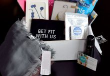September 2014 POPSUGAR Must Have Box Review - Box Contents