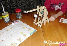 Tinker Crate Box Review - Trebuchet Project