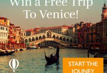Try The World Win a Trip to Venice