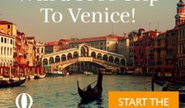 Enter to Win a FREE Trip to Venice with New Try The World Subscriptions