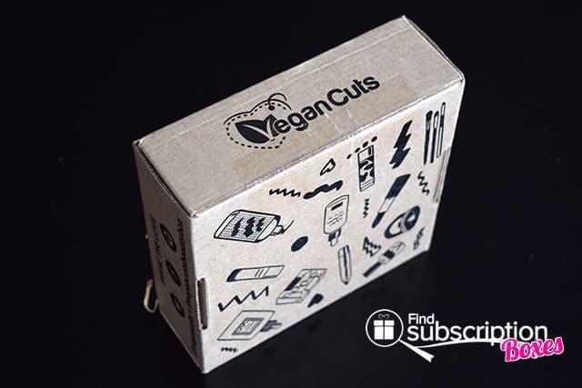 Vegan Cuts Beauty Box December 2014 Box Review - Box