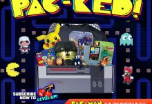 Arcade Block February 2015 Box Spoiler - PAC-MAN