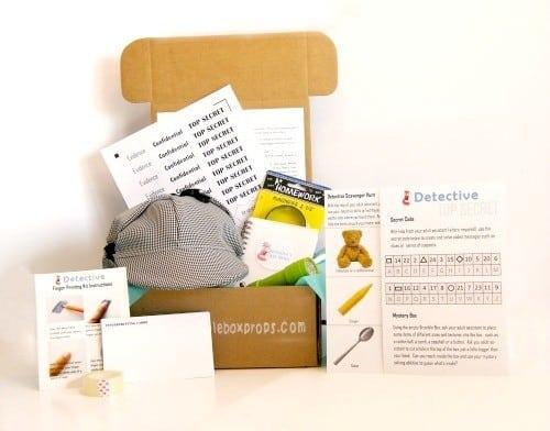 Bramble Box Subscription Box for Kids