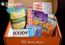 Bulu Box January 2015 Box Review - Box Contents