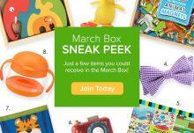 Citrus Lane March 2015 Box Spoilers