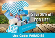 Escape Monthly Coupon Code Paradise
