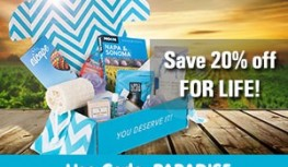 Save 20% Off Escape Monthly Subscriptions for Life with Code PARADISE