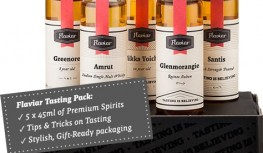 Save $15 Off Your 1st Flaviar Tasting Pack