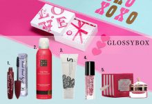 GLOSSYBOX February 2015 Complete Box Spoilers