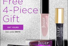 Julep Maven February Birthstone Welcome Box