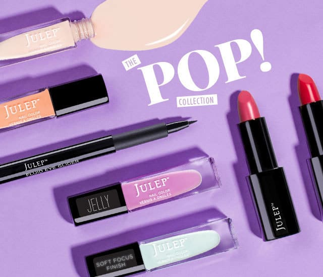 Julep Maven March 2015 The Pop! Collection