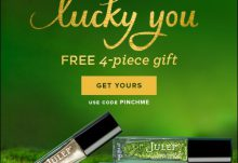 Julep Maven St. Patrick's Day Free Welcome Box