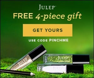 Julep Maven Free Lucky You Welcome Box