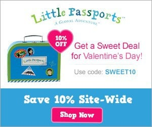 Little Passports 10% Off Coupon