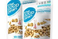 Love With Food March 2015 Box Spoiler - The Good Bean with Sea Salt
