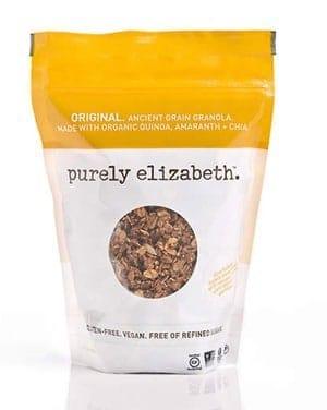 Love With Food March 2015 Box Spoiler - Purely Elizabeth Granola