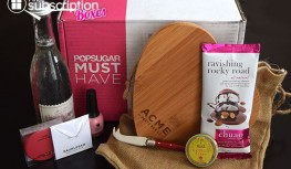 POPSUGAR Must Have February 2015 Box Review