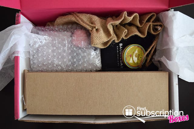 POPSUGAR Must Have February 2015 Box Review - First look