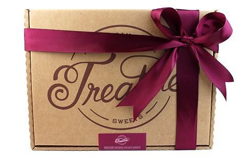 Treatsie Deluxe Chocolate Bar Mystery Box