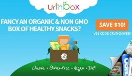 Get Your 1st UrthBox for Just $9 with Code CRUNCHWEEK