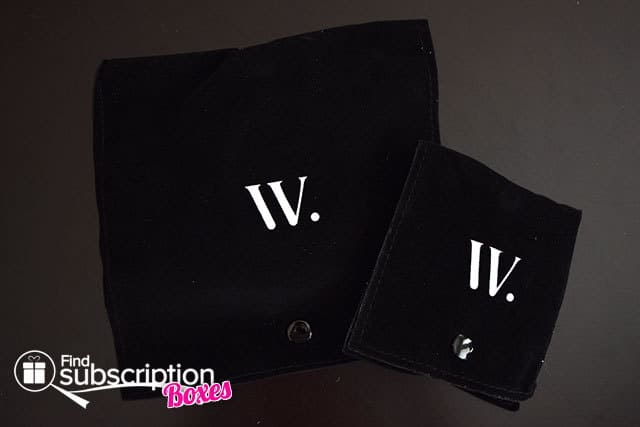 Wantable Accessories Box January 2015 Box Review - Jewelry Bags