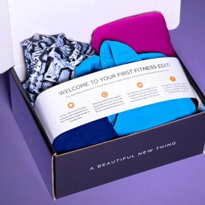 Wantable Fitness Subscription Box