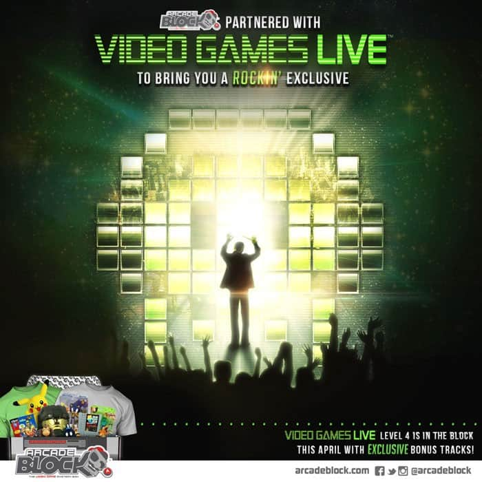 Arcade Block April 2015 Box Spoiler - Video Games Live
