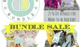 Save 25% Off Any Baby Bump Bundle with Code bundle25