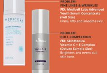 BeautyFIX March 2015 Box Spoilers - Medicell Labs SkinMedica