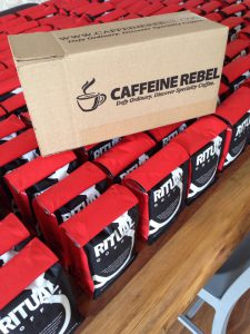 Caffeine Rebel Coffee Subscription