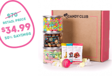 Candy Club Easter Box