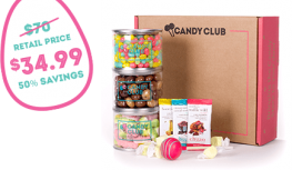 Limited Edition Candy Club Easter Box Just $34.99