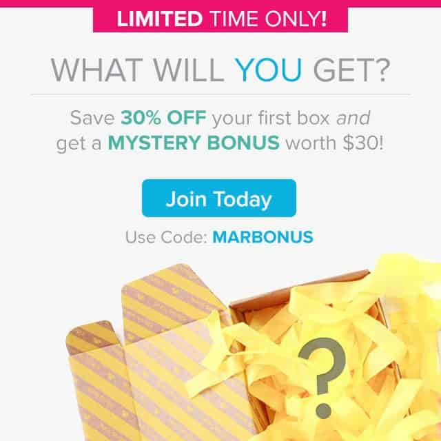 Citrus Lane 30% Off March Mystery Bonus