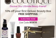 COCOTIQUE Save 10% Off Coupon