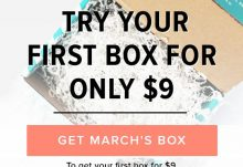 Darby Smart Coupon First Box $9