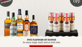 1st 50 Customers! Save 50% Off Flaviar's Scotch Whisky Box with Code SCOTCH