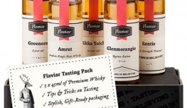 Get Your 1st Flaviar Tasting Pack for Just $24.99